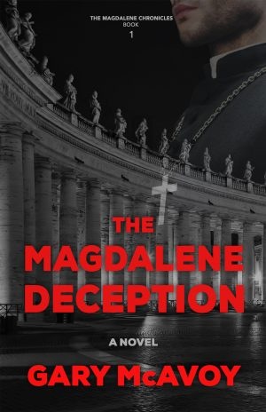 Cover for The Magdalene Deception