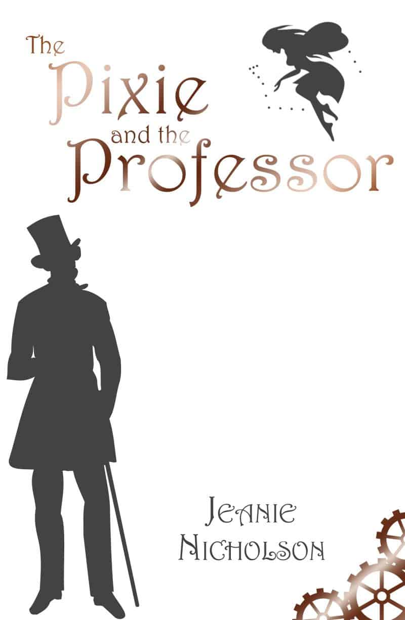 Cover for The Pixie and the Professor