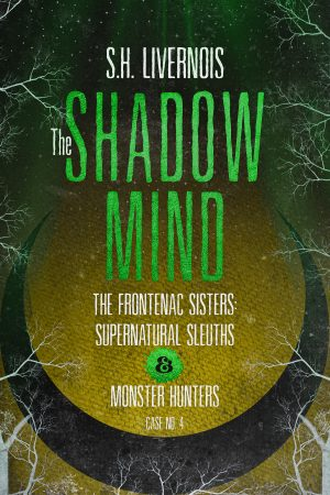Cover for The Shadow Mind