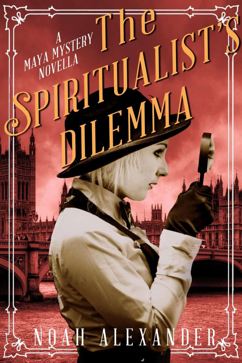 Cover for The Spiritualist's Dilemma