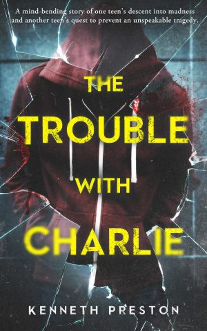 Cover for The Trouble with Charlie