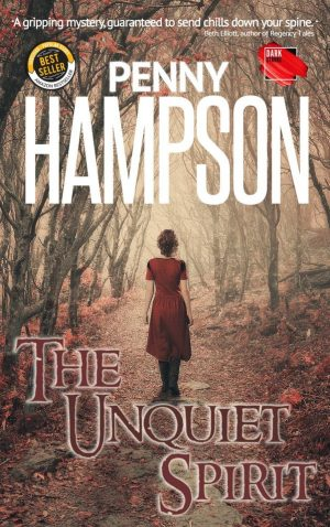 Cover for The Unquiet Spirit