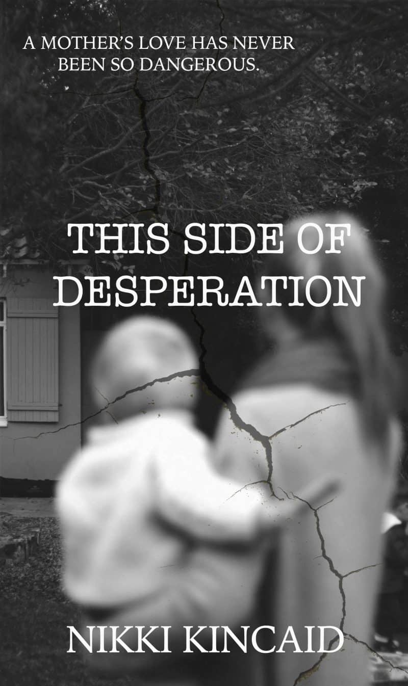 Cover for This Side of Desperation