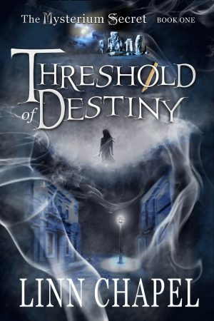 Cover for Threshold of Destiny