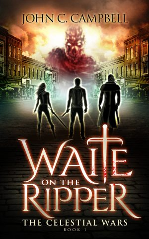 Cover for Waite on the Ripper