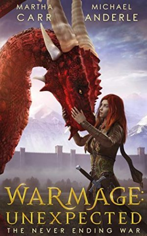 Cover for WarMage: Unexpected