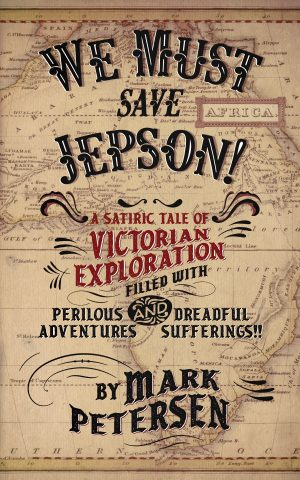 Cover for We Must Save Jepson!