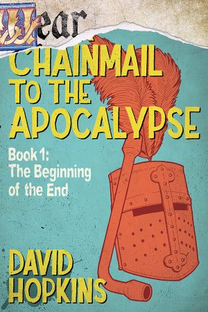Cover for Wear Chainmail to the Apocalypse