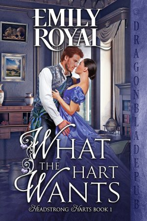Cover for What the Hart Wants