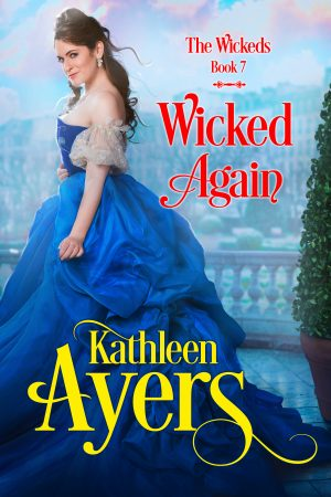 Cover for Wicked Again