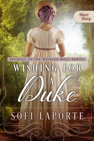 Cover for Wishing for a Duke