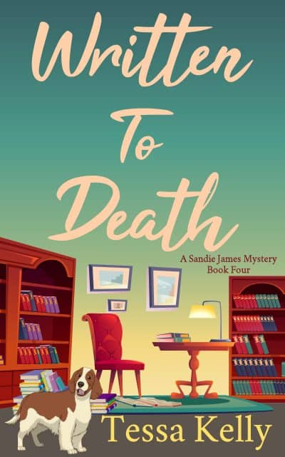 Cover for Written to Death