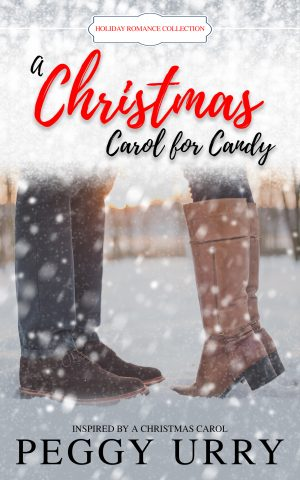 Cover for A Christmas Carol for Candy