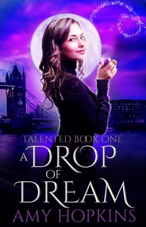 Cover for A Drop of Dream