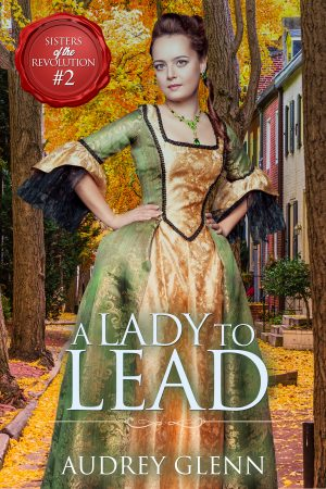Cover for A Lady to Lead