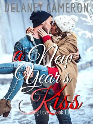 Cover for A New Year's Kiss