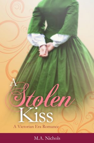Cover for A Stolen Kiss