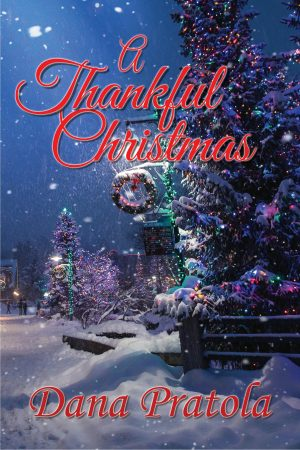 Cover for A Thankful Christmas