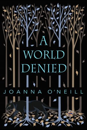 Cover for A World Denied