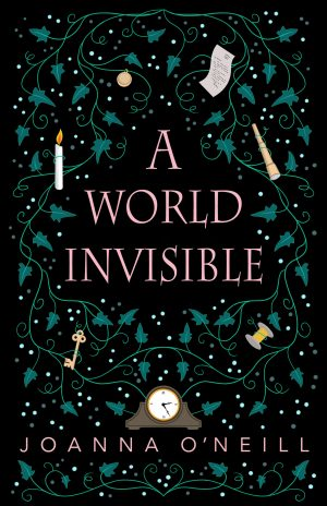 Cover for A World Invisible
