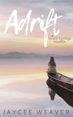 Cover for Adrift
