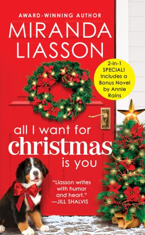 Cover for All I Want for Christmas Is You