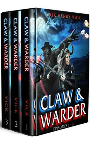 Cover for Claw & Warder Episodes 1-3 Box Set