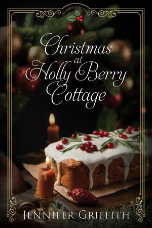Cover for Christmas at Holly Berry Cottage
