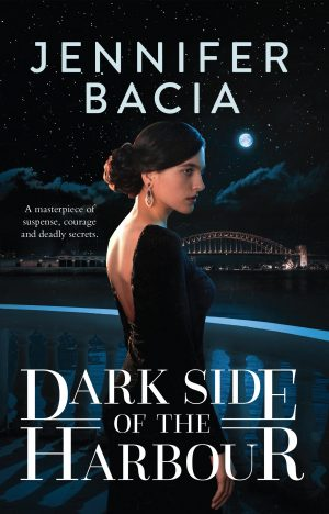 Cover for Dark Side of the Harbour