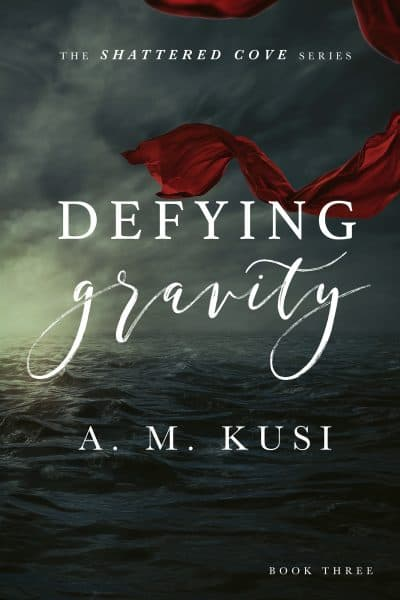 Cover for Defying Gravity