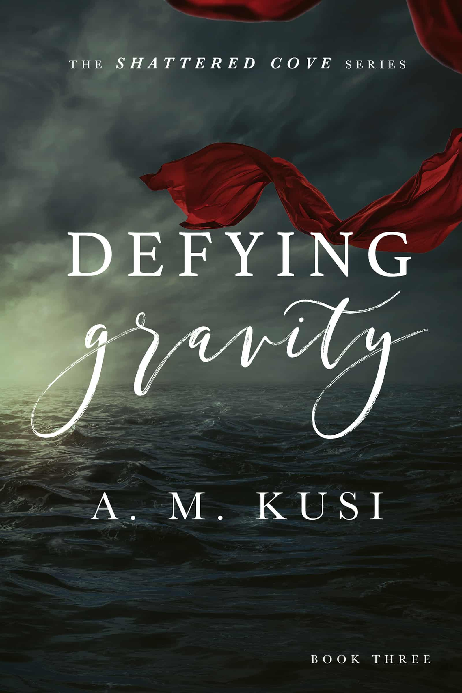 Defying Gravity by A. M. Kusi MBR My Book Ratings content-rated book