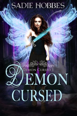 Cover for Demon Cursed