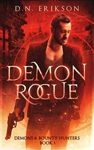 Cover for Demon Rogue