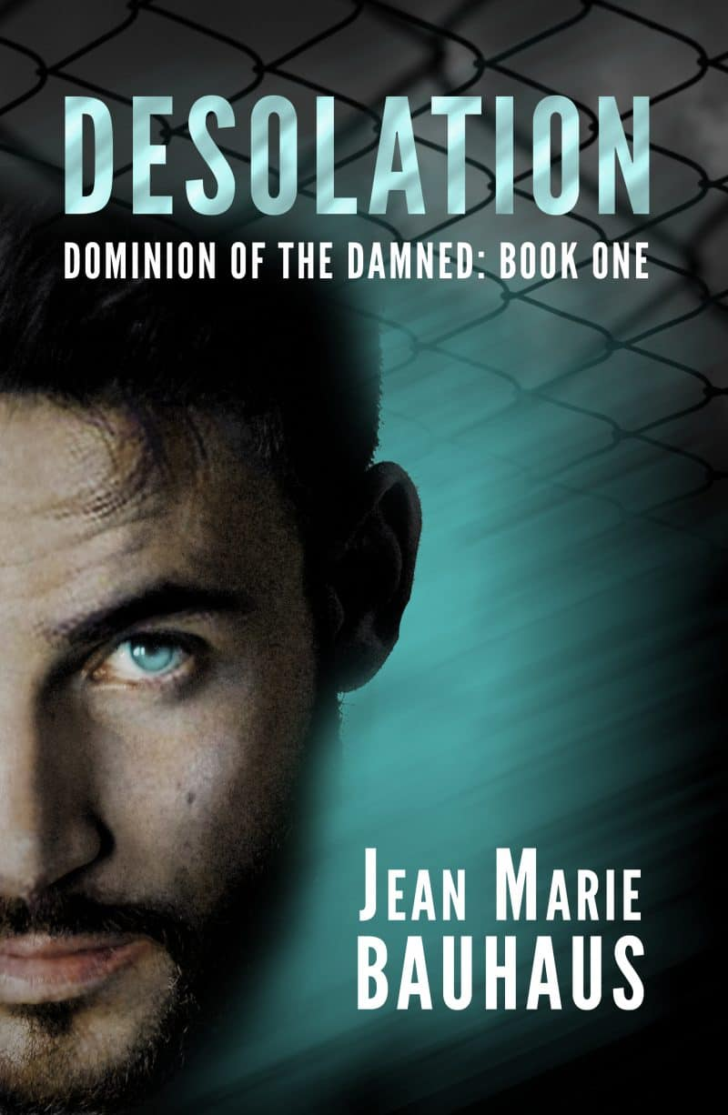 Cover for Desolation: Dominion of the Damned: Book One (Extended Preview)
