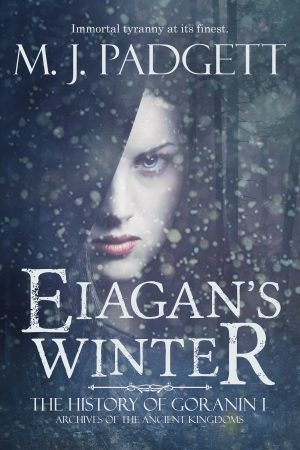 Cover for Eiagan's Winter