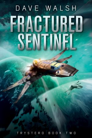 Cover for Fractured Sentinel
