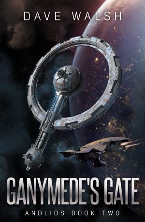 Cover for Ganymede's Gate