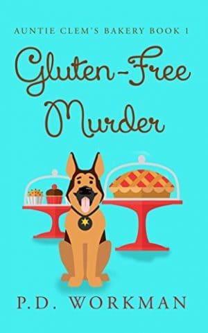 Cover for Gluten-Free Murder