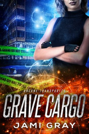 Cover for Grave Cargo