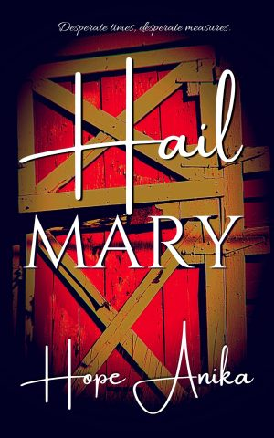 Cover for Hail Mary