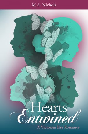 Cover for Hearts Entwined