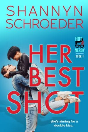 Cover for Her Best Shot