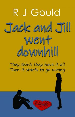 Cover for Jack and Jill Went Downhill