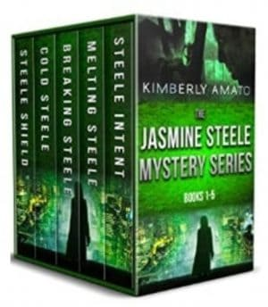 Cover for Jasmine Steele Mysteries Vol. 1-5