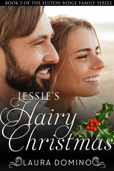 Cover for Jessie's Hairy Christmas