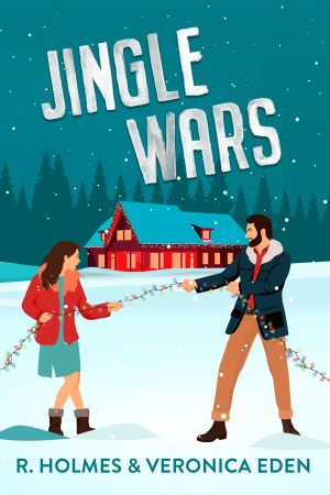 Cover for Jingle Wars