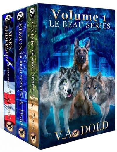 Cover for Le Beau Series Books 1-3