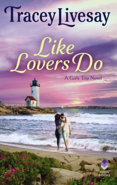 Cover for Like Lovers Do