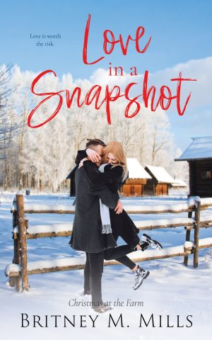 Cover for Love in a Snapshot