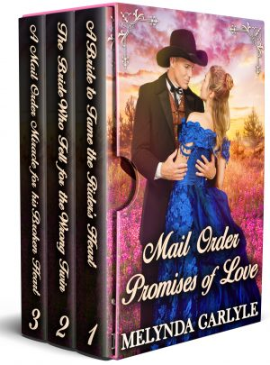 Cover for Mail Order Promises of Love